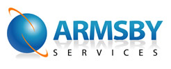 Armsby Services - Web and Database Design